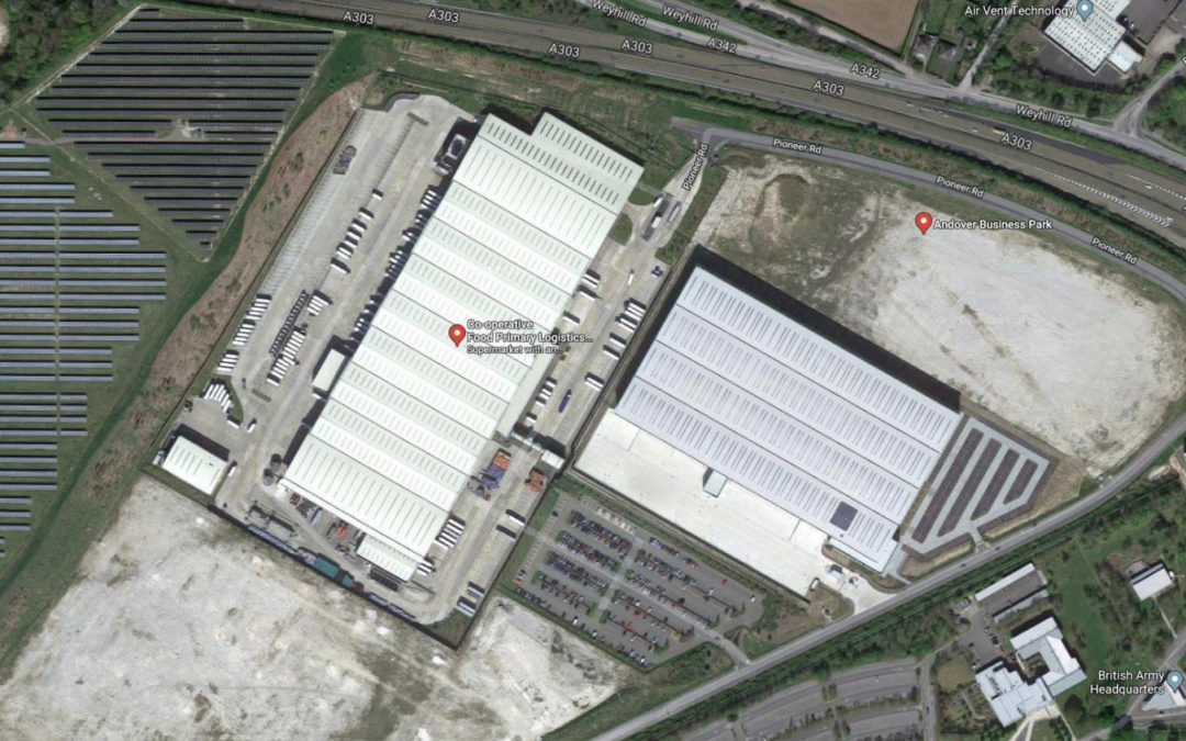 Co-Op Food Regional Distribution Centres